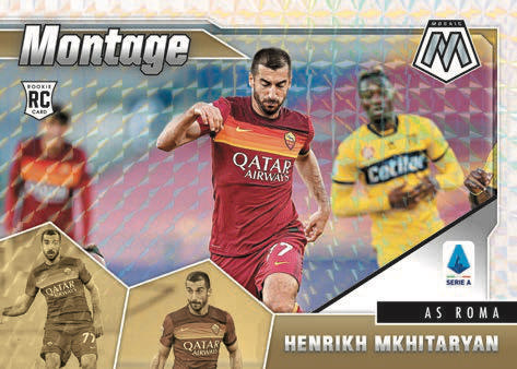 2020-21 Panini Mosaic Serie A Soccer Cards 2