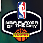 2020-21 Panini NBA Player of the Day Basketball Cards