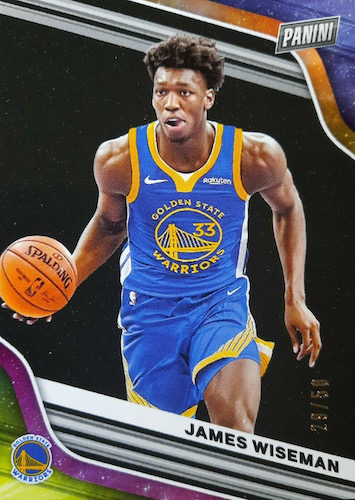 2020-21 Panini NBA Player of the Day Basketball Cards - Checklist Added 2