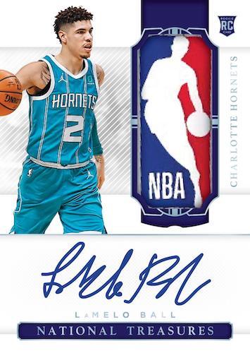 2020-21 Panini National Treasures Basketball Cards 4