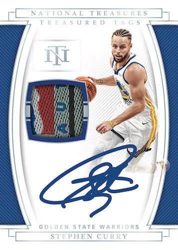 2020-21 Panini National Treasures Basketball Cards 6