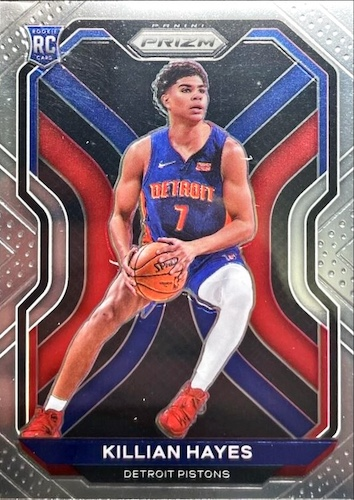 2020-21 Panini Prizm Basketball Variations Gallery and Checklist 9