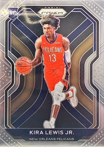2020-21 Panini Prizm Basketball Variations Gallery and Checklist 10