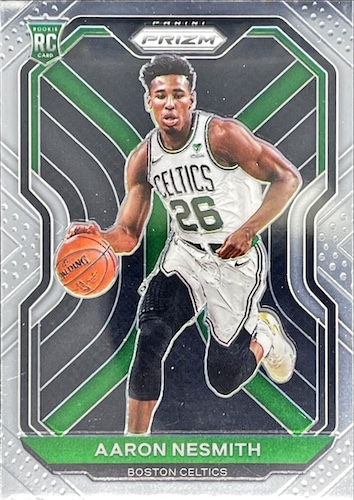 2020-21 Panini Prizm Basketball Variations Gallery and Checklist 13