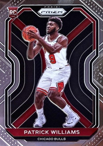 2020-21 Panini Prizm Basketball Variations Gallery and Checklist 14