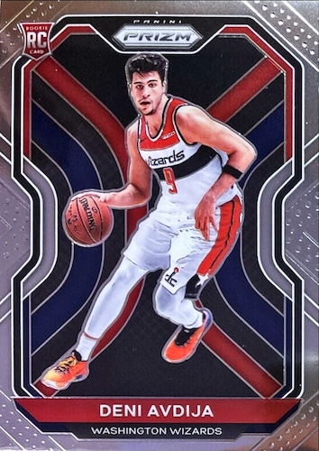 2020-21 Panini Prizm Basketball Variations Gallery and Checklist 15