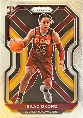2020-21 Panini Prizm Basketball Variations Gallery and Checklist 16