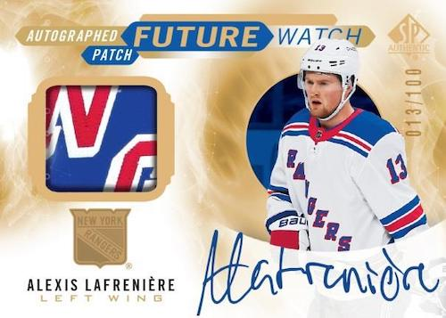 2020-21 SP Authentic Hockey Cards 4