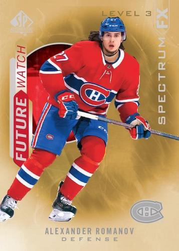 2020-21 SP Authentic Hockey Cards 10