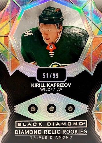 2020-21 Upper Deck Black Diamond Hockey Cards 7