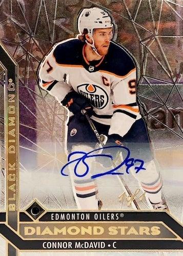 2020-21 Upper Deck Black Diamond Hockey Cards 9