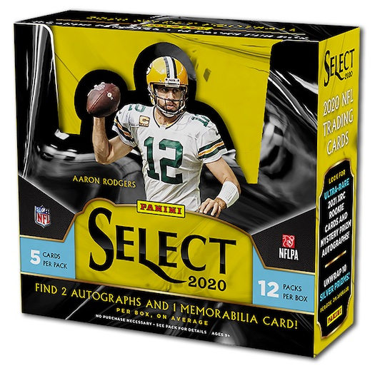Top Selling Sports Card and Trading Card Hobby Boxes 20