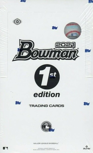 Top Selling Sports Card and Trading Card Hobby Boxes 13
