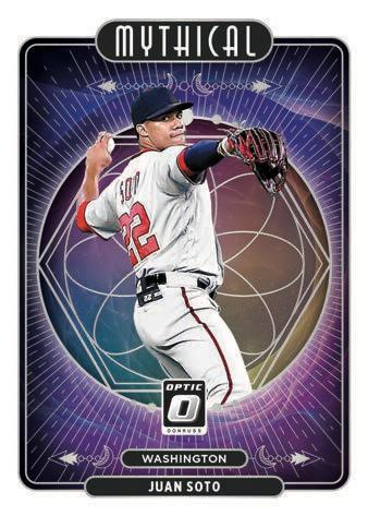 2021 Donruss Optic Baseball Cards 5