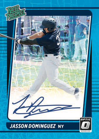 2021 Donruss Optic Baseball Cards 8