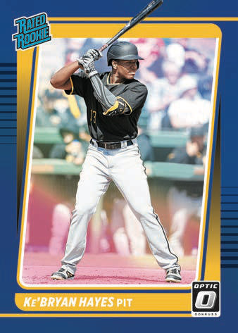 2021 Donruss Optic Baseball Cards 3