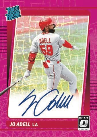2021 Donruss Optic Baseball Cards 7