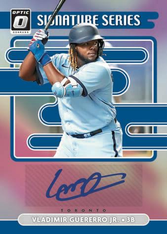 2021 Donruss Optic Baseball Cards 10