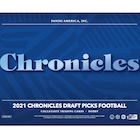 2021 Panini Chronicles Draft Picks Football Cards