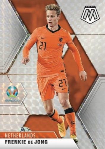 2021 Panini Mosaic UEFA Euro 2020 Soccer Cards 1