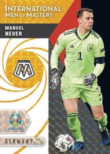 2021 Panini Mosaic UEFA Euro 2020 Soccer Cards 2