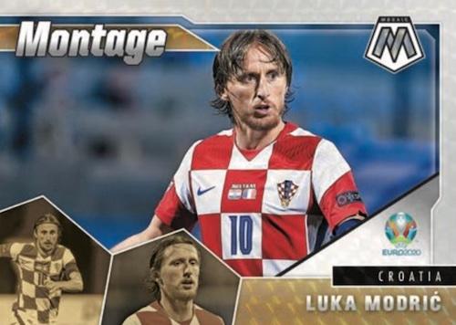 2021 Panini Mosaic UEFA Euro 2020 Soccer Cards 4