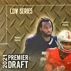 2021 Sage Hit Premier Draft Low Series Football Cards