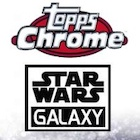 2021 Topps Chrome Star Wars Galaxy Trading Cards