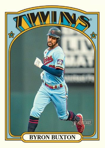 2021 Topps Heritage Baseball Variations Gallery and Checklist 46