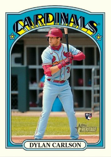 2021 Topps Heritage Baseball Variations Gallery and Checklist 49