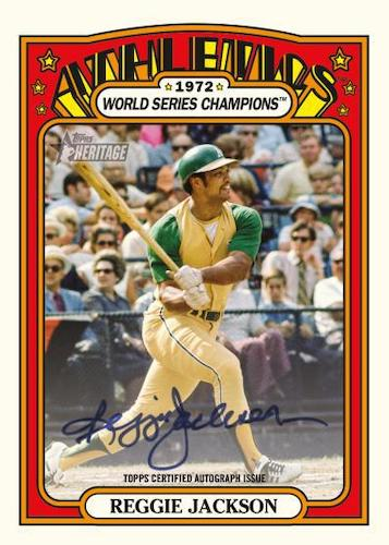 2021 Topps Heritage High Number Baseball Cards 9