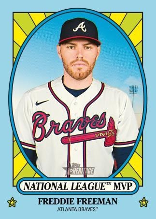 2021 Topps Heritage High Number Baseball Cards 5
