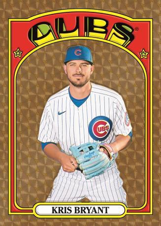 2021 Topps Heritage High Number Baseball Cards 4