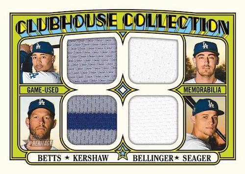 2021 Topps Heritage High Number Baseball Cards 10
