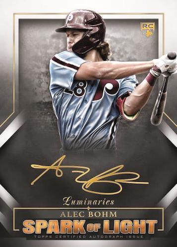 2021 Topps Luminaries Baseball Cards 2