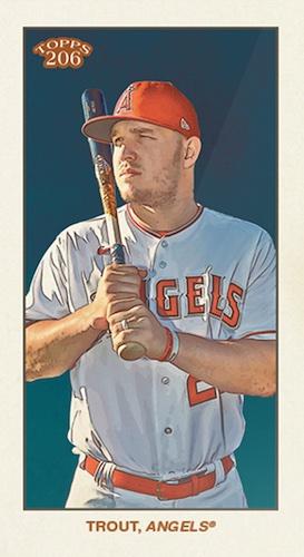 2021 Topps T206 Baseball Cards 1