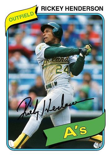 2021 Topps Throwback Thursday Baseball Cards - Set 18 4