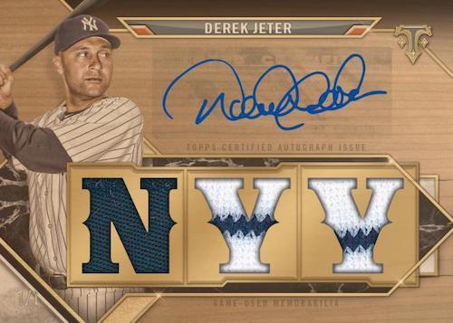 2021 Topps Triple Threads Baseball Cards - Checklist Added 8