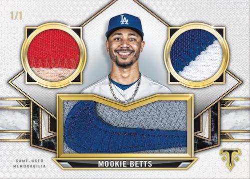 2021 Topps Triple Threads Baseball Cards - Checklist Added 11