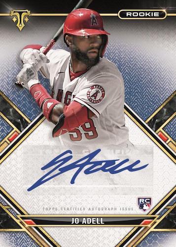 2021 Topps Triple Threads Baseball Cards - Checklist Added 5
