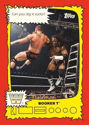 2021 Topps WWE Heritage Wrestling Cards 5