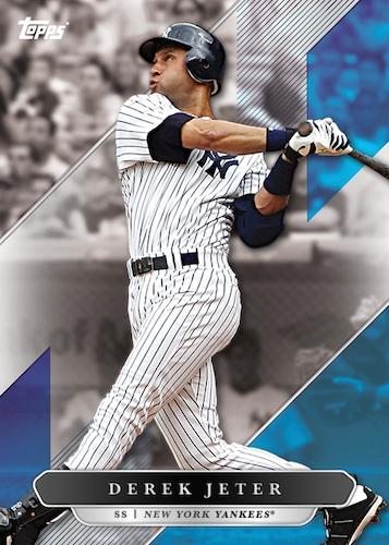 2021 Topps X Derek Jeter Captain's Crew Baseball Cards - Checklist Added 1