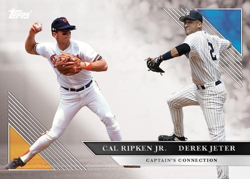 2021 Topps X Derek Jeter Captain's Crew Baseball Cards - Checklist Added 3