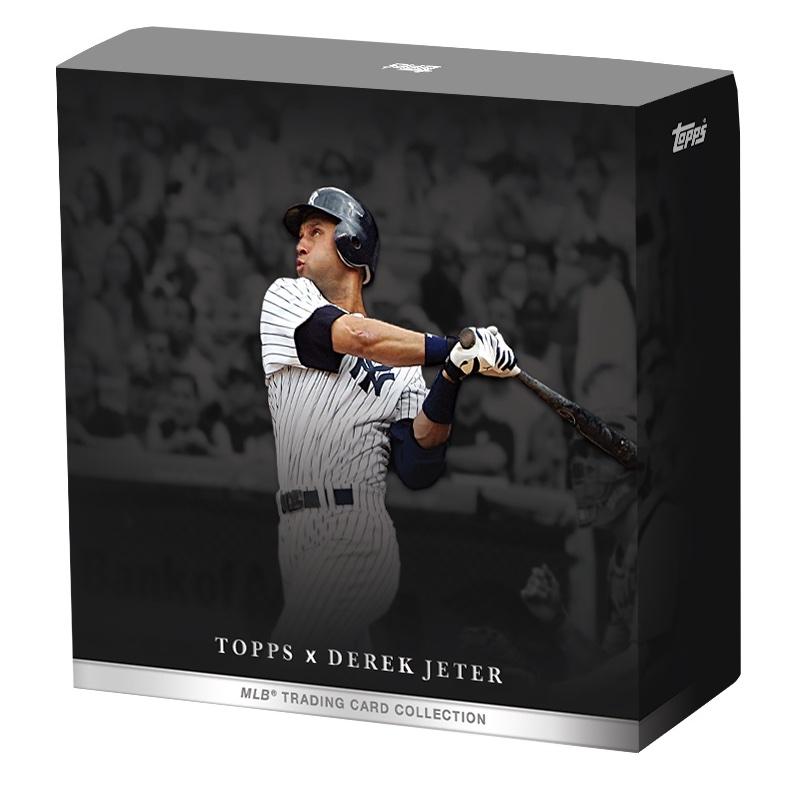 2021 Topps X Derek Jeter Captain's Crew Baseball Cards - Checklist Added 4
