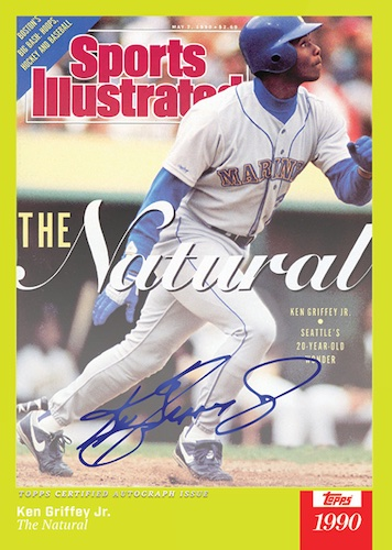 2021 Topps X Sports Illustrated Baseball Cards Checklist 4