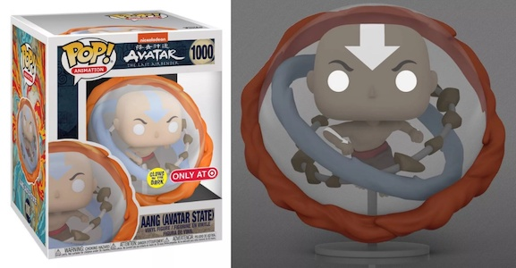 Ultimate Funko Pop Avatar The Last Airbender Figures Gallery and Checklist 23