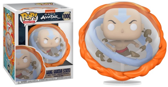 Ultimate Funko Pop Avatar The Last Airbender Figures Gallery and Checklist 22