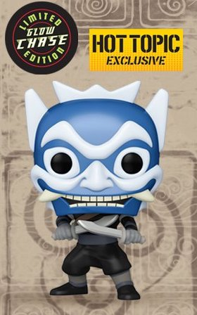 Ultimate Funko Pop Avatar The Last Airbender Figures Gallery and Checklist 26