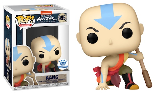 Ultimate Funko Pop Avatar The Last Airbender Figures Gallery and Checklist 16
