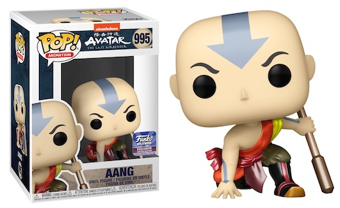 Ultimate Funko Pop Avatar The Last Airbender Figures Gallery and Checklist 17